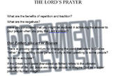Bible Lesson Study: The Lord's Prayer