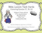 Bible Lesson Task Cards