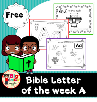 Bible Letter of the Week Letter A