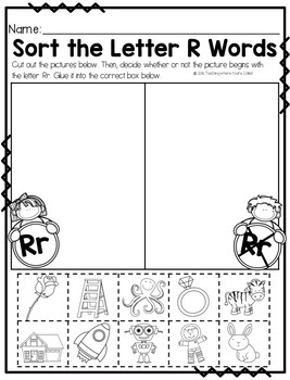Bible Letter of the Week: Letter R
