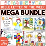 Bible Letter of the Week MEGA BUNDLE