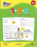 Bible Math:1-2-3 Numbers and Counting Workbook