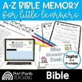 Kindergarten Bible Memory