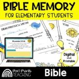 Bible Memory