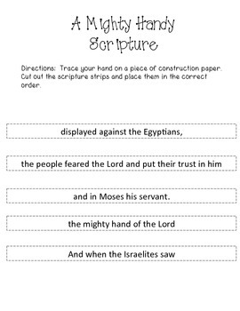Bible Memory Verse Activity Sheets (Pack 2)