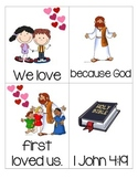 Bible Memory Verse for Toddlers