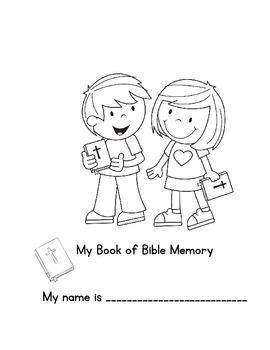 Bible Memory Work