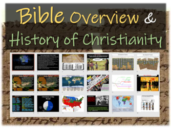 Bible Overview & History of Christianity