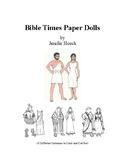 Bible Paper Dolls