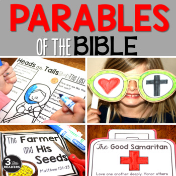 Bible Parable Pack