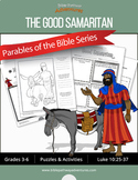 Bible Parable: The Good Samaritan