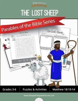 Bible Parable: The Lost Sheep