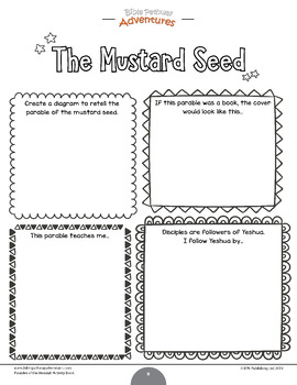Bible Parable: The Mustard Seed