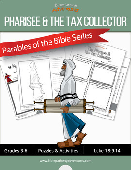 Bible Parable: The Pharisee and the Tax Collector