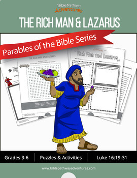 Bible Parable: The Rich Man & Lazarus