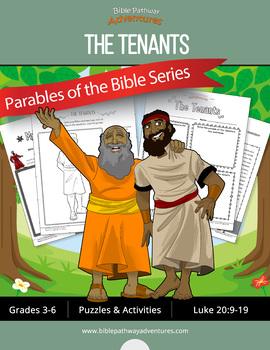 Bible Parable: The Tenants
