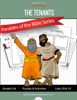 Bible Parable: The Tenants