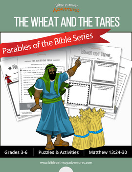 Bible Parable: The Wheat and the Tares