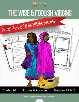 Bible Parable: The Wise & Foolish Virgins