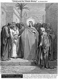 Bible Pictures/Clipart ~ 220 Black and White - Old Drawings