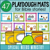 Bible Play-Dough Mats