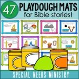 Bible Play-Dough Mats