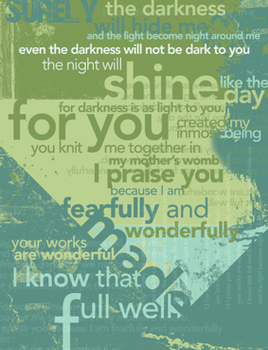 Classroom Bible Poster - Psalm 139