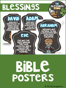 Bible Posters