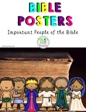 Bible Posters: Old & New Testament