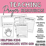 Teaching Prayer Resources   Distance Learning