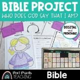 Bible Project, Identity in Jesus, Google Classroom