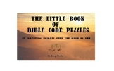 Bible Code Puzzles: 25 Surprising Insights From the Word of God
