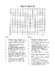 Bible Puzzles - Activities and Worksheets
