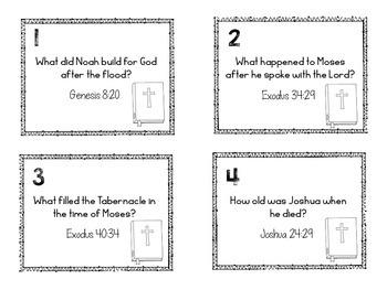 Bible Quest Freebie