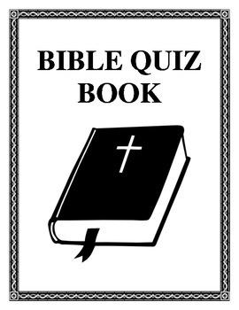 Bible Quiz Book