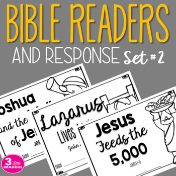 Bible Readers and Response (Set 2)