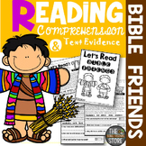 Bible Reading Comprehension and Text Evidence Set 1
