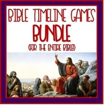 Bible Resources Mega Bundle