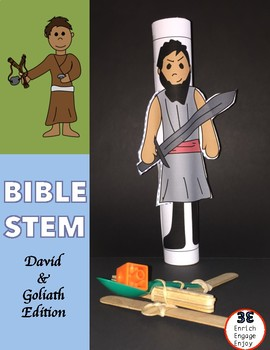 Bible STEM: David and Goliath Edition -- Topple the Giant!