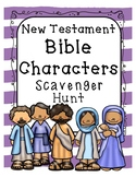 Bible Scavenger Hunt for New Testament Characters