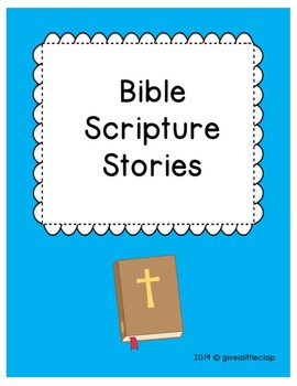 Bible Scripture Stories