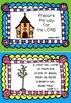 Bible Scripture Verse Mini Posters (Advent, Christmas, Lent & Easter) - Vol. 3.
