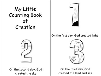 Christian Education: Creation Unit