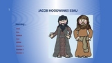 Script,  Bible Skit:  Jacob Hoodwinks Esau, power point
