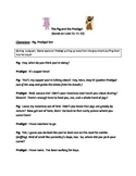 Script, Bible Skit:  The Pig and the Prodigal