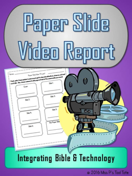 Slide Paper Video [Bible]