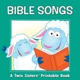 Bible Songs Activity Book & Digital Album Download