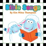 Bible Songs Workbook & Music Album Download
