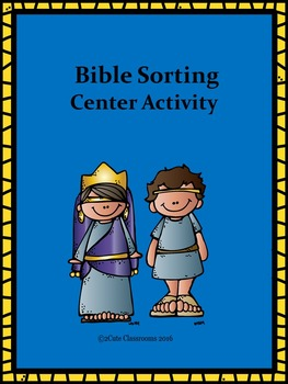 Bible Sorting Center set1
