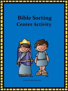 Bible Sorting Center set1